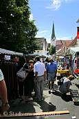 Städtlesfest Aichtal.