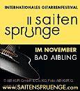 21. Intern. Gitarrenfestival