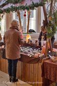 Weihnachtsmarkt in und um die Wandelhalle.