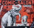 Plakat Comic-Salon Erlangen.