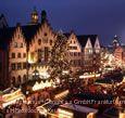Weihnachtsmarkt Frankfurt am Main.