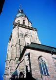 Heiliggeistkirche Heidelberg.