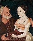 Hans Baldung: Ungleiches Liebespaar, 1528