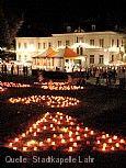 Lichterfest im Lahrer Stadtpark