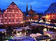 Stimmungsvoller Weihnachtsmarkt im Kloster Maulbronn