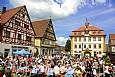 Weinfest am Marktplatz.