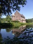 Wasserschloss Wittringen.