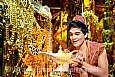Disneys ALADDIN, Szenenmotiv Aladdin und die Wunderlampe