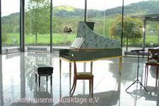 Glaspavillon Velte Eckelshausen.