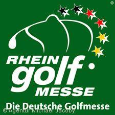 Logo Rheingolf - Deutsche Golfmesse.