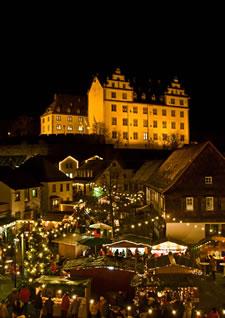 Lichtenberger Adventsmarkt.