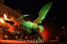 Drachenstich Festspiele.