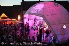 Hochheimer-Markt-Dome - Bühne.