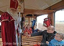 Nikolausfahrten Öchsle-Bahn