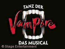Logo Tanz der Vampire - Das Musical