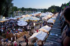 Internationales Donaufest Ulm/Neu-Ulm.