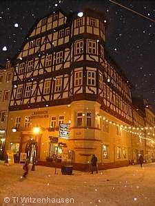 Ecke Marktplatz Witzenhausen