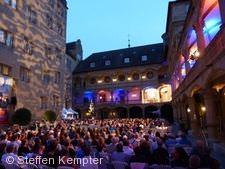 Publikum beim Stuttgarter Kultursommer.